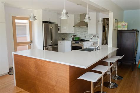 mid century modern kitchen countertops mid century modern kitchen with artistic interior space