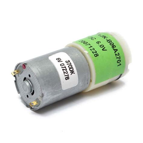 Pompa Air Mini 24 Volt dc 3v 6v high power small mini micro air motor