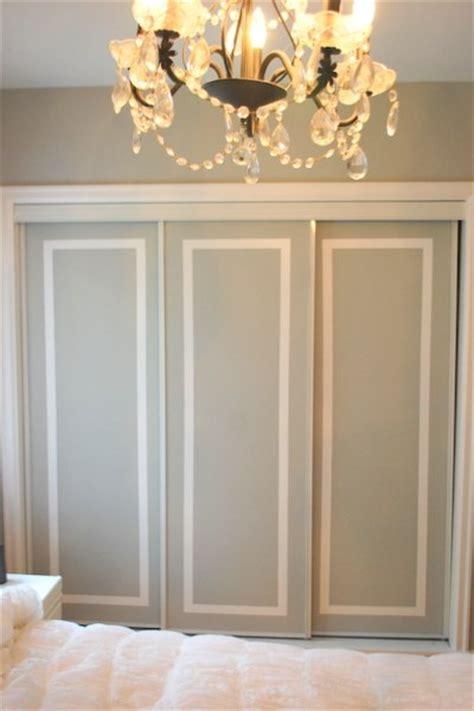 How To Paint Closet Doors Hometalk How To Paint Faux Trim On Closet Doors