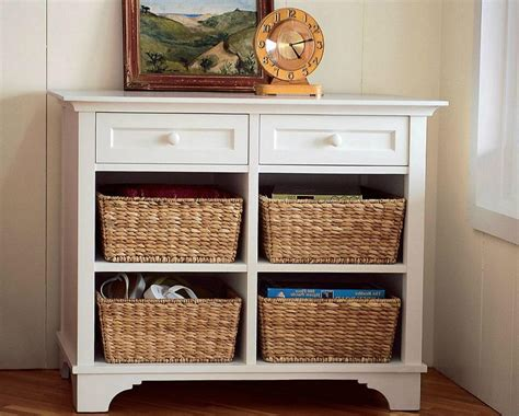 white sofa table with storage wooden cubby console white sofa entryway table with