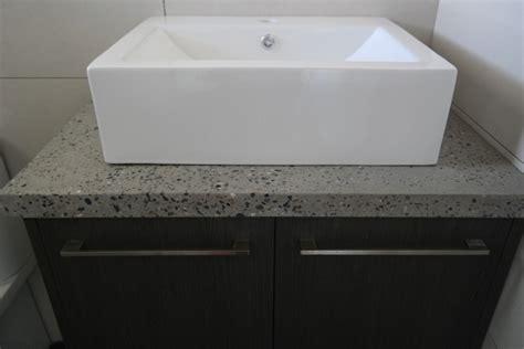 polished concrete bench polished concrete bench tops vision concrete brisbane qld australia vision