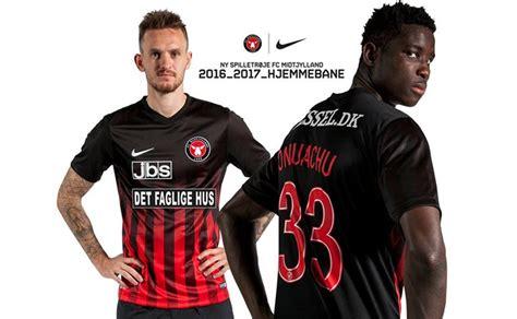 fc midtjylland nike   home kit todo sobre camisetas