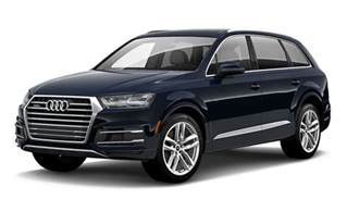 How Much Is Audi Q7 Audi Q7 Reviews Audi Q7 Price Photos And Specs Car