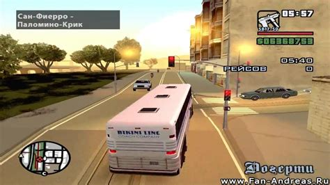 download game dr driving mod bus gta san andreas водитель автобуса 3 0 cleo youtube