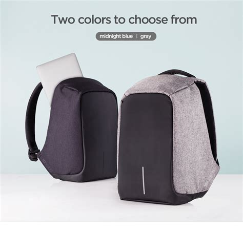 Ryden Anti Theft Back Pack Original Tas Anti Maling official xd design bobby the best anti theft backpack