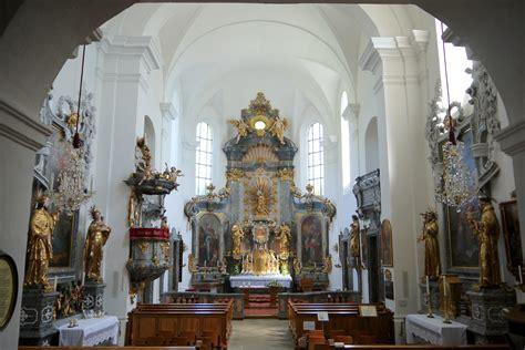 katholische kirche innen datei attersee katholische kirche innen jpg