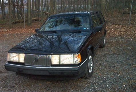 volvo station wagon back seat 1994 volvo 960 station wagon fold down rear seats sunroof