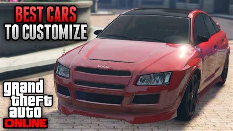 car customizing gta 5 best cars to customize in gta 5