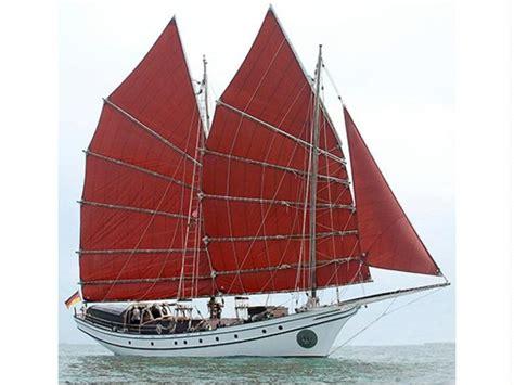 malay boat malay junk schooner in malaysia sailboats used 19754