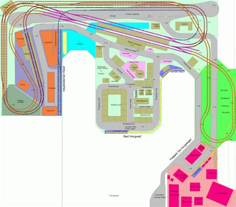 peco layout design software anyrail exles