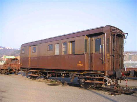 carrozze corbellini bagagliaio tipo di92000 associazione treni storici