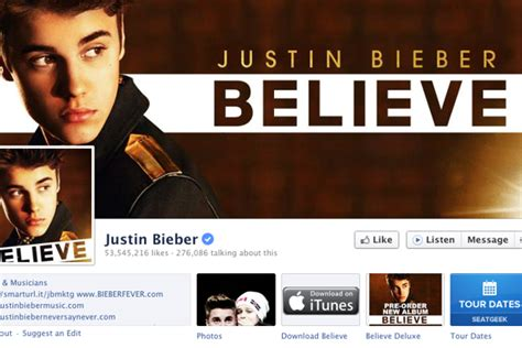 celebrity page on facebook facebook verification won t change you from a fan to