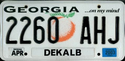 Vanity Plates Ga insult to injury ga kills electric car incentive adds