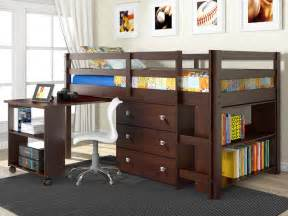 Cheap Desks Under 100 How Excellent Designs Of Kids Loft Bed With Desk Kids