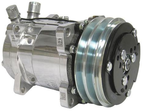 sanden air conditioning compressor  belt