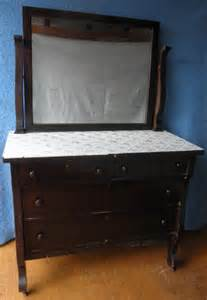 Dresser With Mirror For Sale by Empire Dresser With Mirror B5171 For Sale Antiques