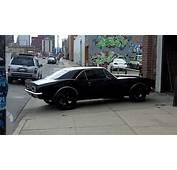 1967 Chevrolet Camaro Resto Mod 383 Stroker 6spd Nitrous