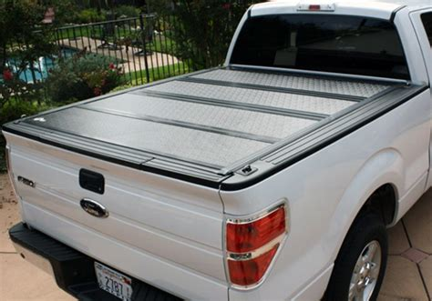hard folding truck bed covers bak ford f series bakflip fibermax hard folding tonneau