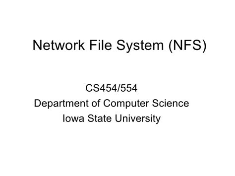 Mba Computer Science Iowa by Nfs
