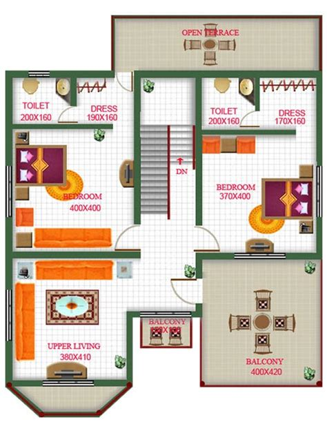 Home Floor Plan Online empire group discovery gardens at trivandrum bungalows