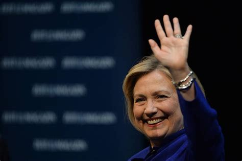 hillary clinton biography ppt hillary needs more than an image makeover wsj