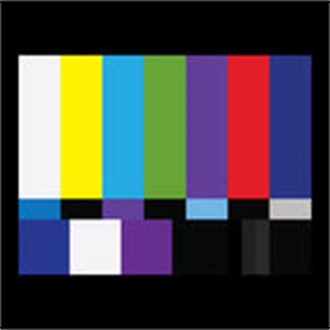 Bedroom Tv No Signal Fernsehen Kein Signal Monoscope Stockfotos Bild 32349683
