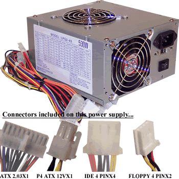 Power Supply Atx Spc 530 Watt atx power supplies 530 watt atx power supply