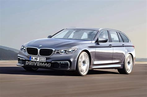 Bmw 3er Kombi 2019 by New Renderings Reveal More Dynamic Design For Bmw S All