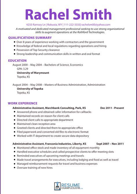 Key Resume Words by Key Resume Words 2018
