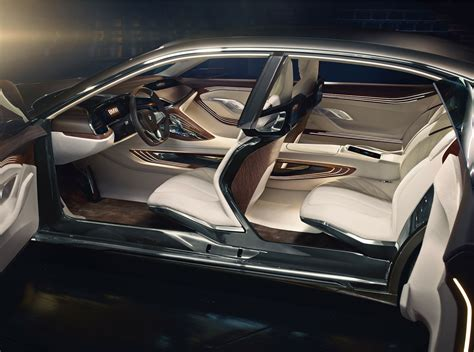 luxury bmw interior bmw vision future luxury concept interior car body design