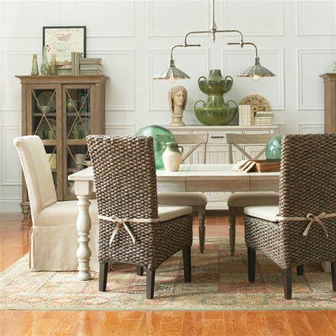 7 ways to mix and match chairs in the dining room