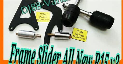 Pelindung R15 V3 Pelindung Faring R15 Vva Yamaha R15 New dj88 variasi toko aksesories terlengkap dan terpercaya se