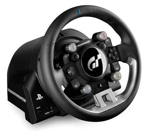 volanti thrustmaster comprar volante thrustmaster t gt ps4 pc discoazul