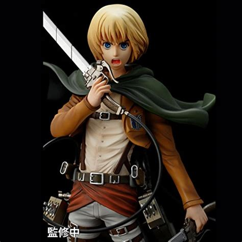 Armin Brave Act By Sentinel Attack On Titan shingeki no kyojin brave act attack on titan armin 1 8