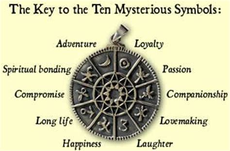 the key to 10 mysterious symbols sherpa stuff