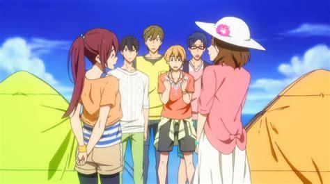 anime free last episode free iwatobi swim club episode 5 saru anime