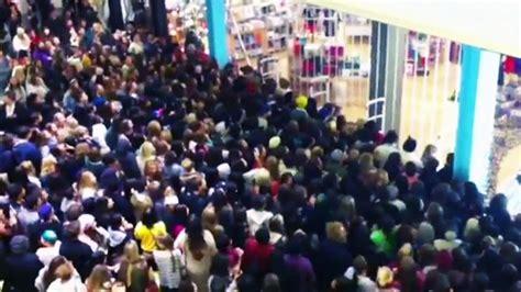 Black Friday A Photo Series Of America S Abandoned | earlier black friday kicks off u s shopping season ctv news