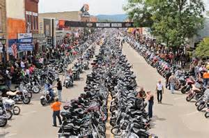 Motorcycle Rally Sturgis Motorcycle Rally