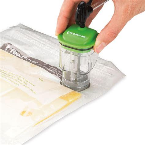 vacuum zipper bag adapter foodsaver 174 vacuum zipper bag adapter 136101 000 000