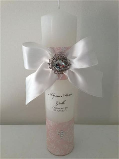 baptism candle template diy christening candles diy crafts that i