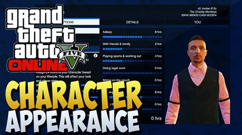 reset gta online character gta 5 glitches change your characters appearance in gta