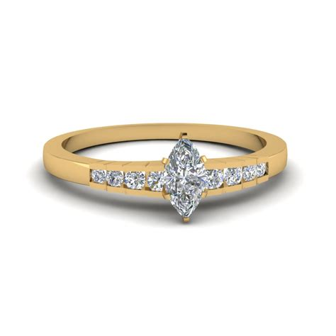 simple ring gold small inexpensive wedding rings