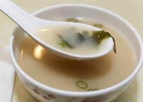 miso soup  veggie queen