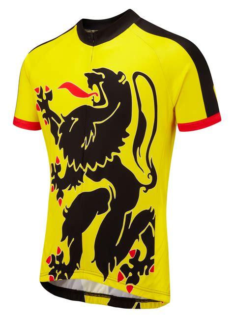 of flanders of flanders road cycling jersey foska