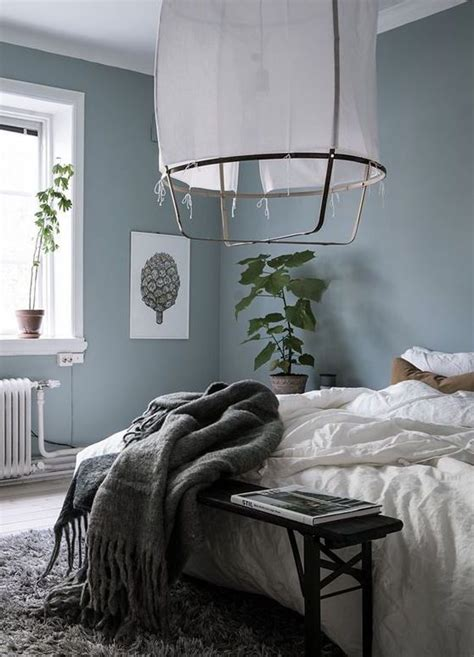 blue grey bedroom blue grey bedroom via coco lapine design bedroom