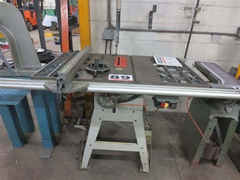 what is a table saw 1 ridgid mod ts2424 o 10 quot portable table saw s n 98266p0078