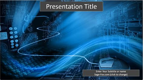engineering themes for powerpoint 2007 binary powerpoint 26534 free powerpoint binary