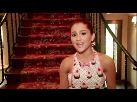 ariana grande house tour ariana grande s house tour with cambio com youtube