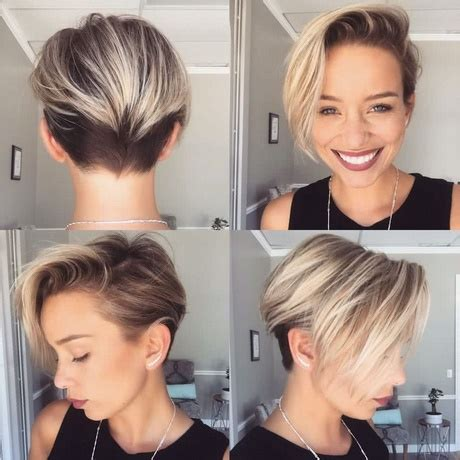 pelo corto femenino cortes de pelo corto femenino 2018