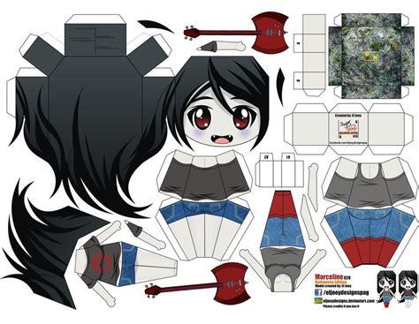 Anime Chibi Papercraft - papercrafts de anime y m 225 s el joey designs taringa